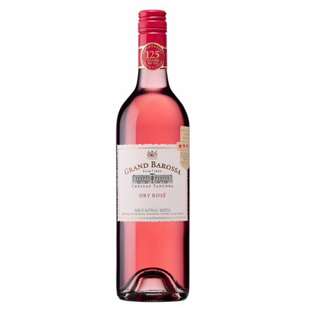 Chateau Tanunda Grand Barossa Rose 2017 - 50% OFF