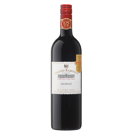 Chateau Tanunda, Grand Barossa Shiraz, 2016