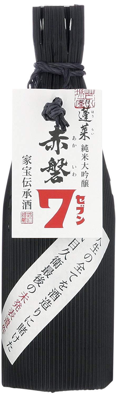 Hourai Junmai Daiginjo Akaiwa 7 赤磐セブン
