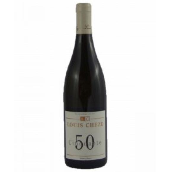 Cuvée 50/Cinquante, Collines Rhodaniennes, Domaine Louis Chèze 2016
