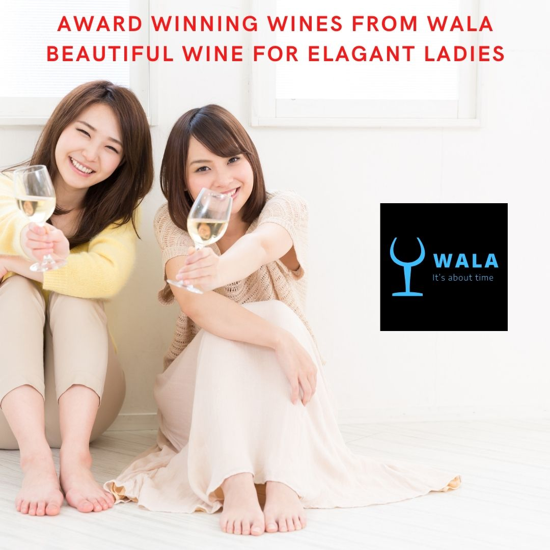 Beautiful Wine For Ladies