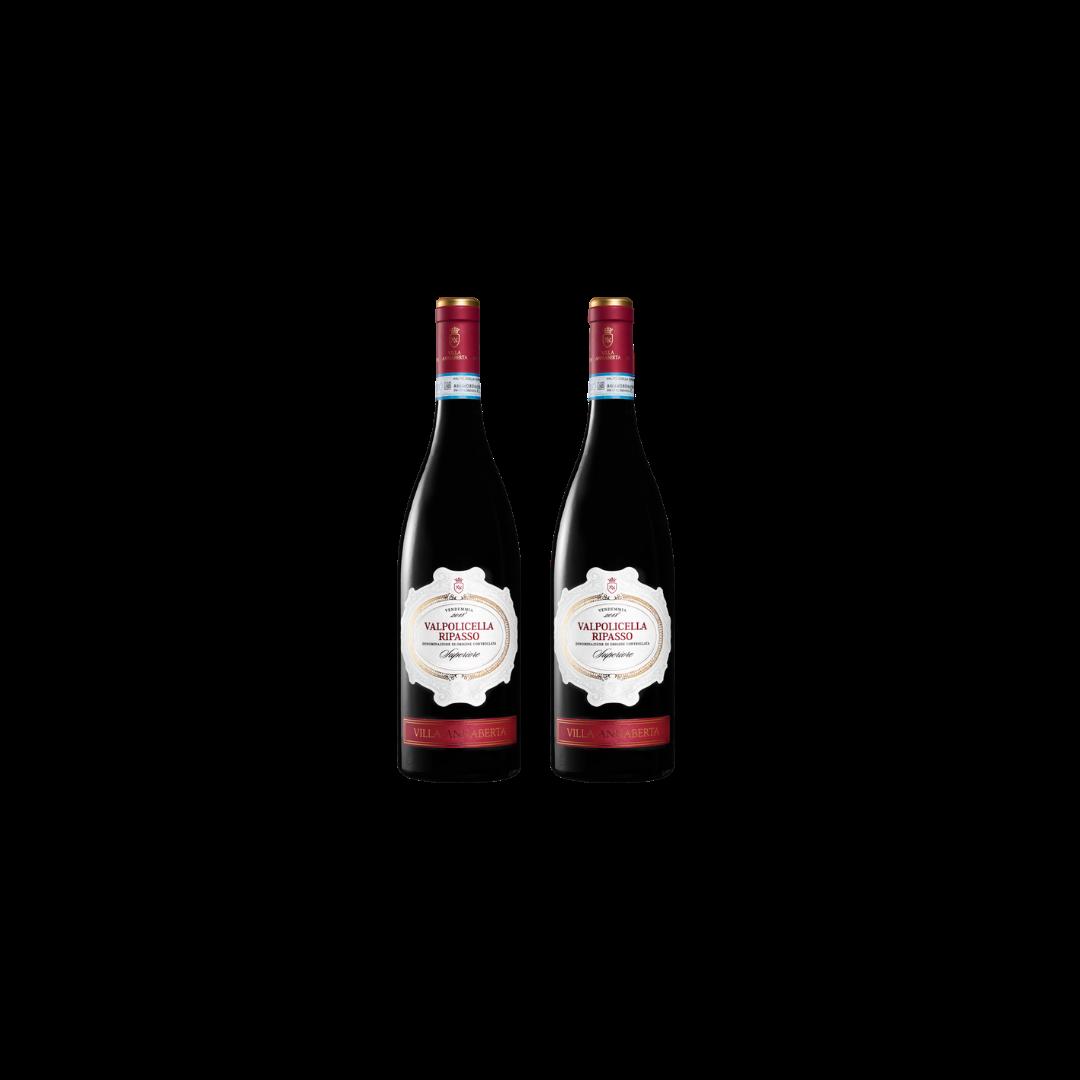 Purchase 2 Bottles of Villa Annaberta Ripasso At $108