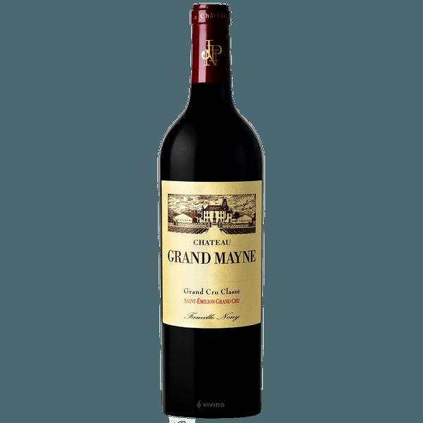 Chateau Grand Mayne Saint Emilion Grand Cru (Grand Cru Classe) 2017