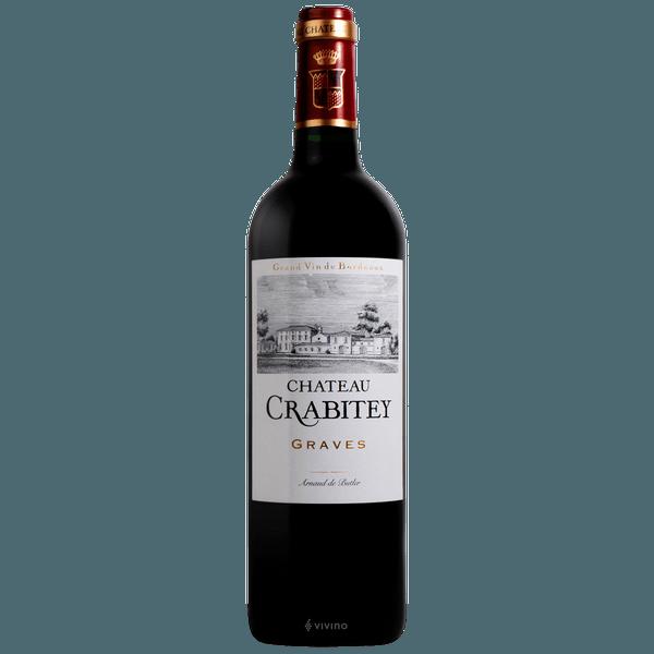 Château Crabitey Graves Rouge 2017