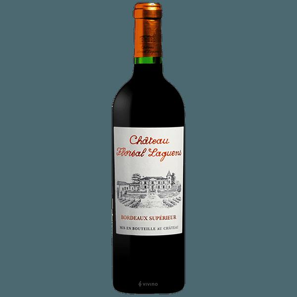 Chateau Floreal Laguens Bordeaux Superieur 2018/2019