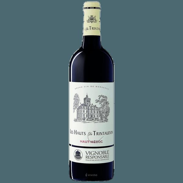 Chateau Larose Trintaudon Les Hauts de Trintaudon Haut-Médoc 2015