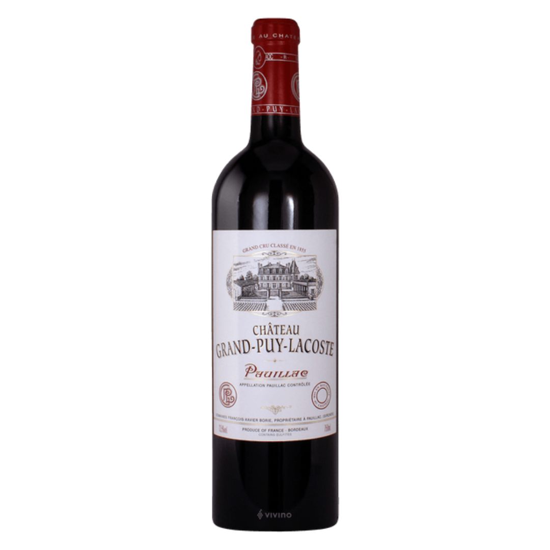 Château Grand-Puy-Lacoste Pauillac (Grand Cru Classé) 2018