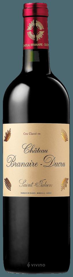 Château Branaire-Ducru Saint-Julien (Grand Cru Classé) 2014