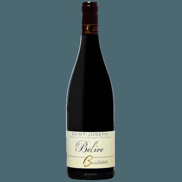 Domaine Boissonnet Belive Saint-Joseph 2019