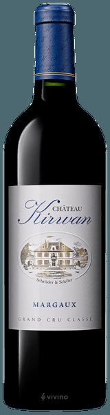 Chateau Kirwan Margaux (Grand Cru Classe) 2015