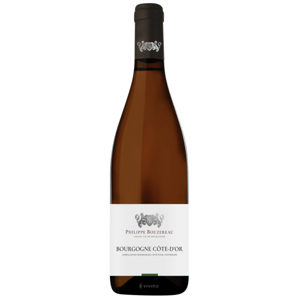 Philippe Bouzereau - Chateau de Citeaux Meursault 1er Cru 'Genevrières' Blanc 2018