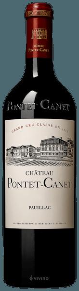 Chateau Pontet-Canet Pauillac 2011
