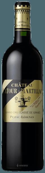 Chateau Latour-Martillac Pessac-Leognan (Grand Cru Classe de Graves) 2015