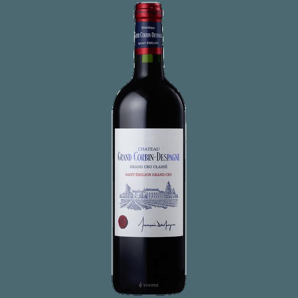 Chateau Grand Corbin Despagne Saint Emilion Grand Cru (Grand Cru Classé) 2016