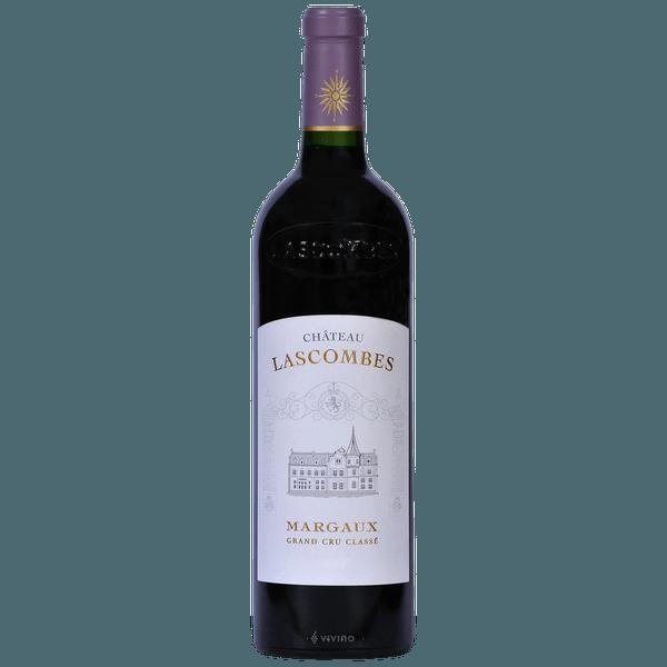 Chateau Lascombe Grand Cru Classe Margaux 2015