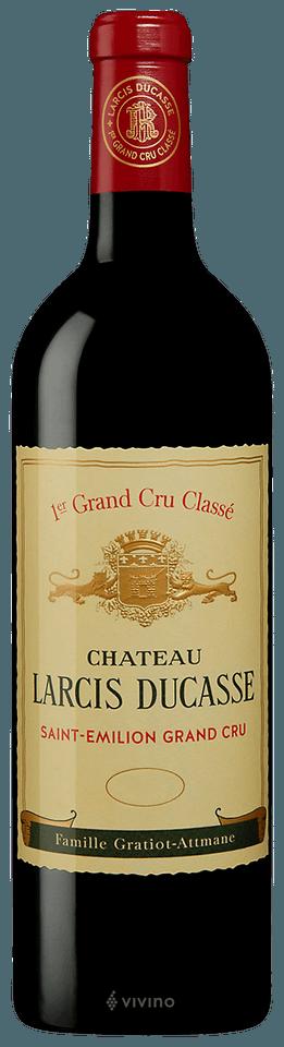 Chateau Larcis Ducasse Saint Emilion Grand Cru (Premier Grand Cru Classe) 2014