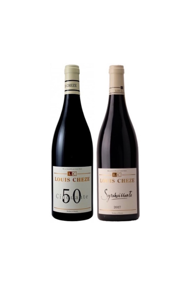 2 Bottles of Louis Chèze at $58