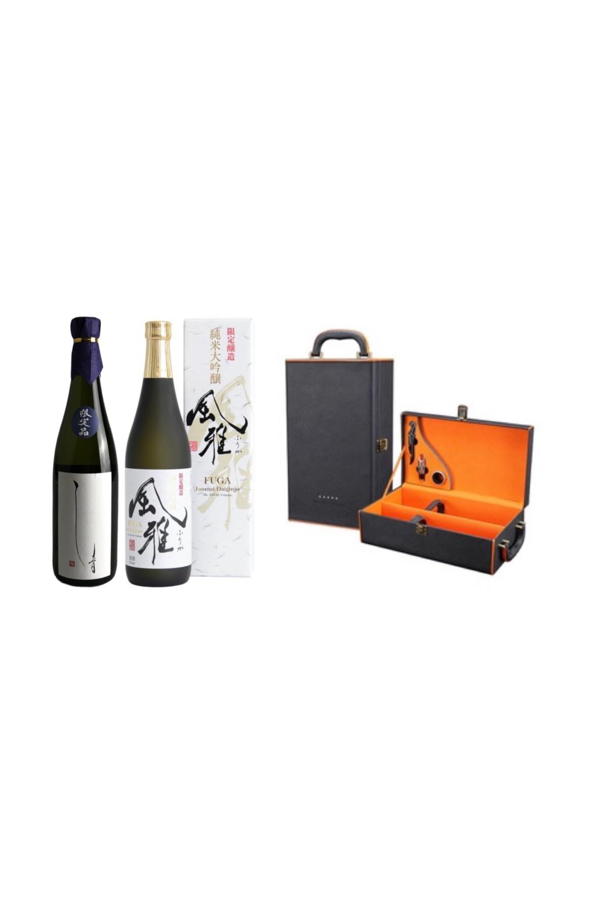 1 Month Sake Indulgence Wine Gift Subscription