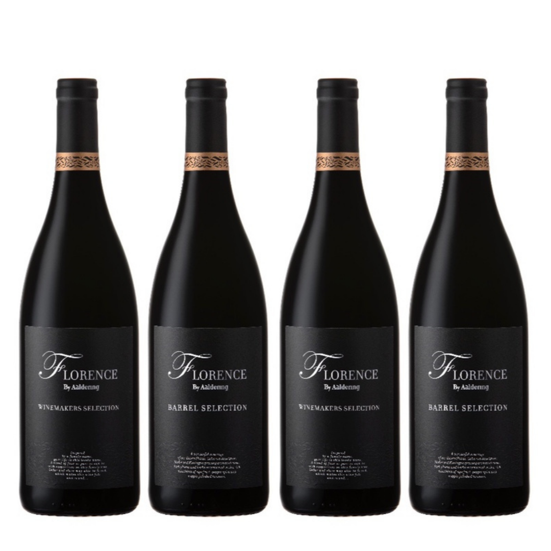 Purchase 4 Bottles of Aaldering Florence (All Red) at only $100