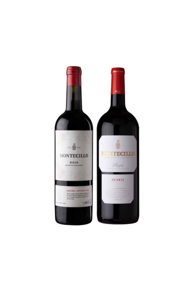 Purchase Montecillo Limited Edition Reserva at $68 and Top-up $8 for a bottle of Montecillo Rioja Crianza