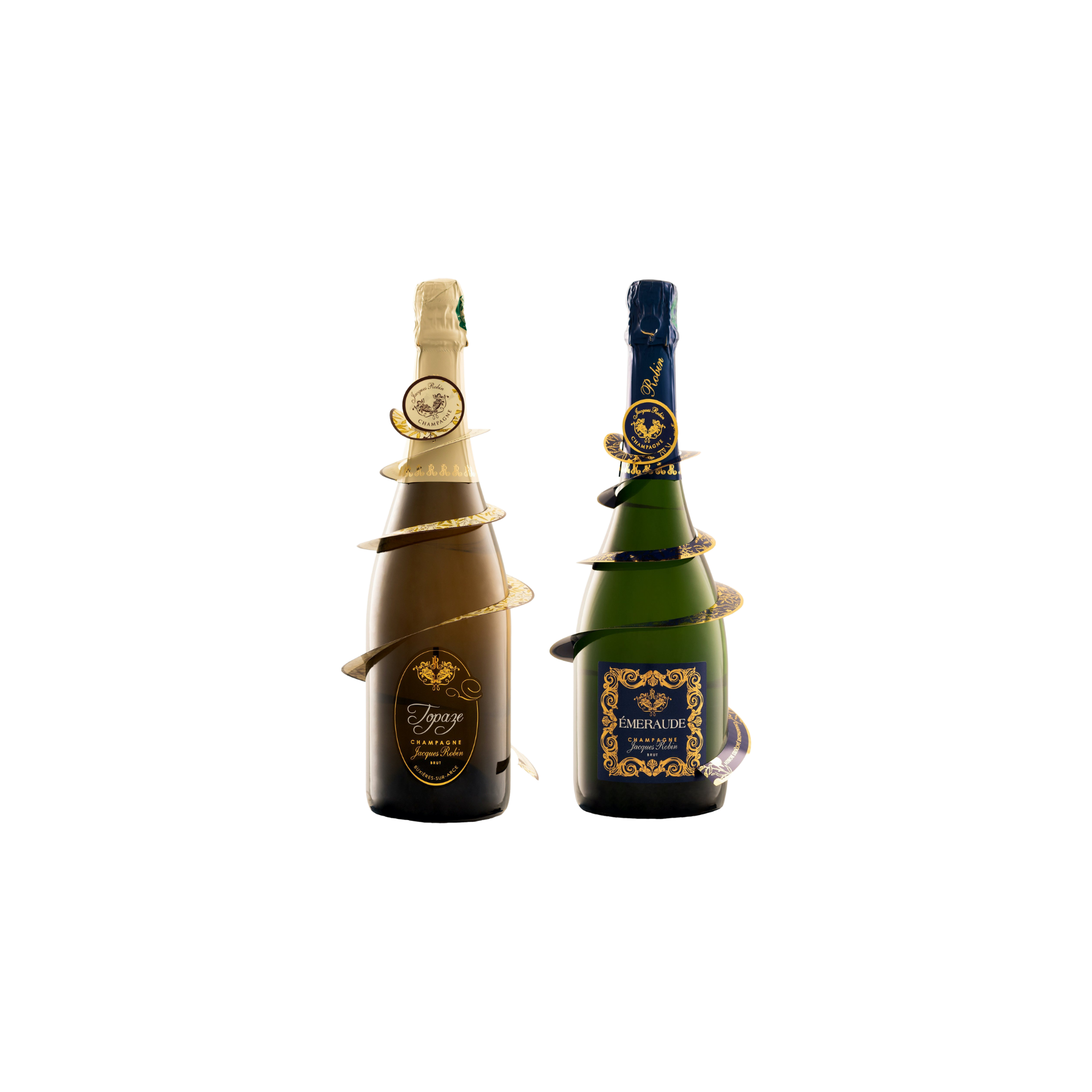 2 Bottles of Jacques Robin Champagne at $108 (UP $136)