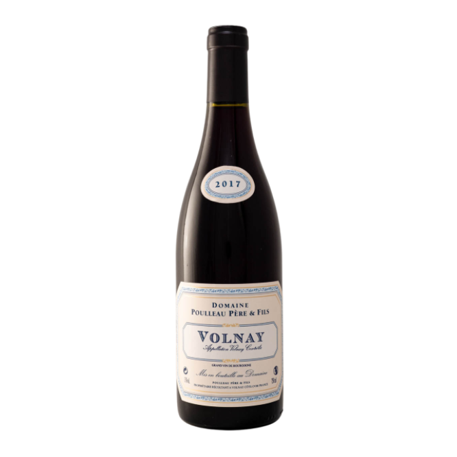 Domaine Poulleau Volnay 2017