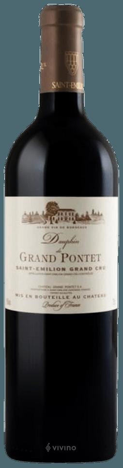 Chateau Grand Pontet Saint Emilion Grand Cru (Grand Cru Classé) 2011