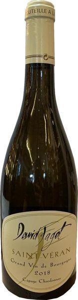David Fagot Chardonnay Saint-Véran 2019