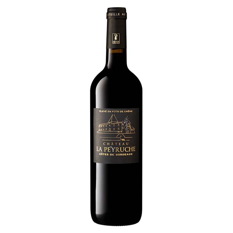 Chateau la Peyruche AOP Cotes De Bordeaux Fut De Chene 2017 Buy 1 Get 1 FREE