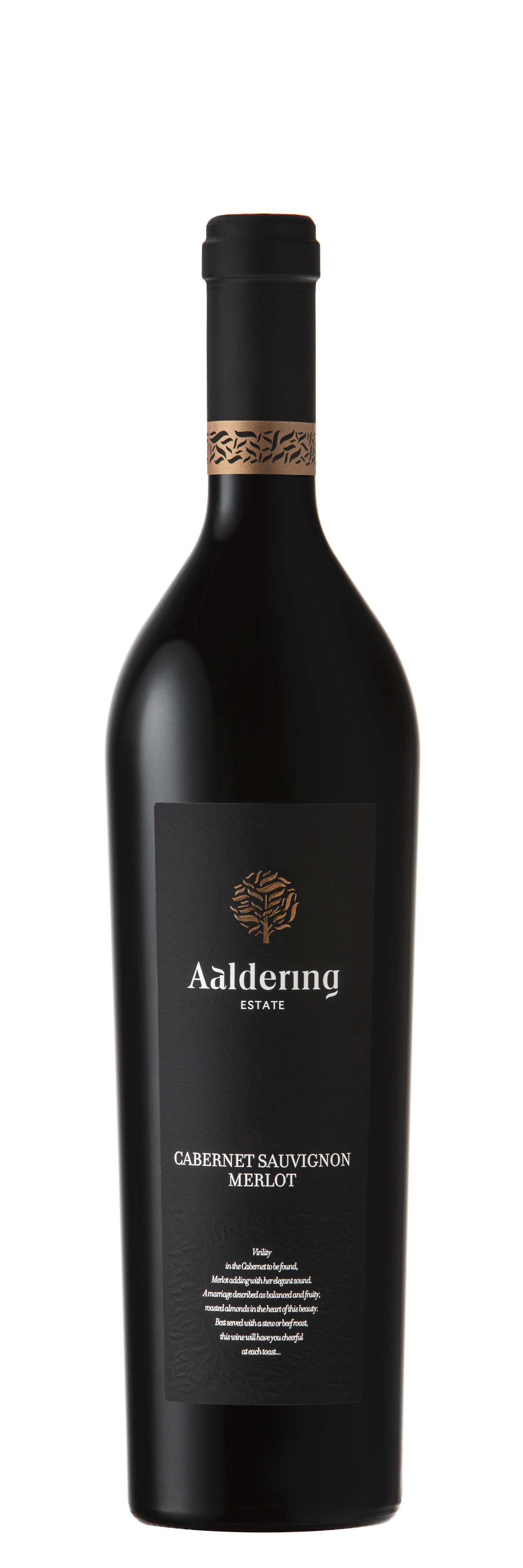 Aaldering Cabernet Sauvignon Merlot 2018