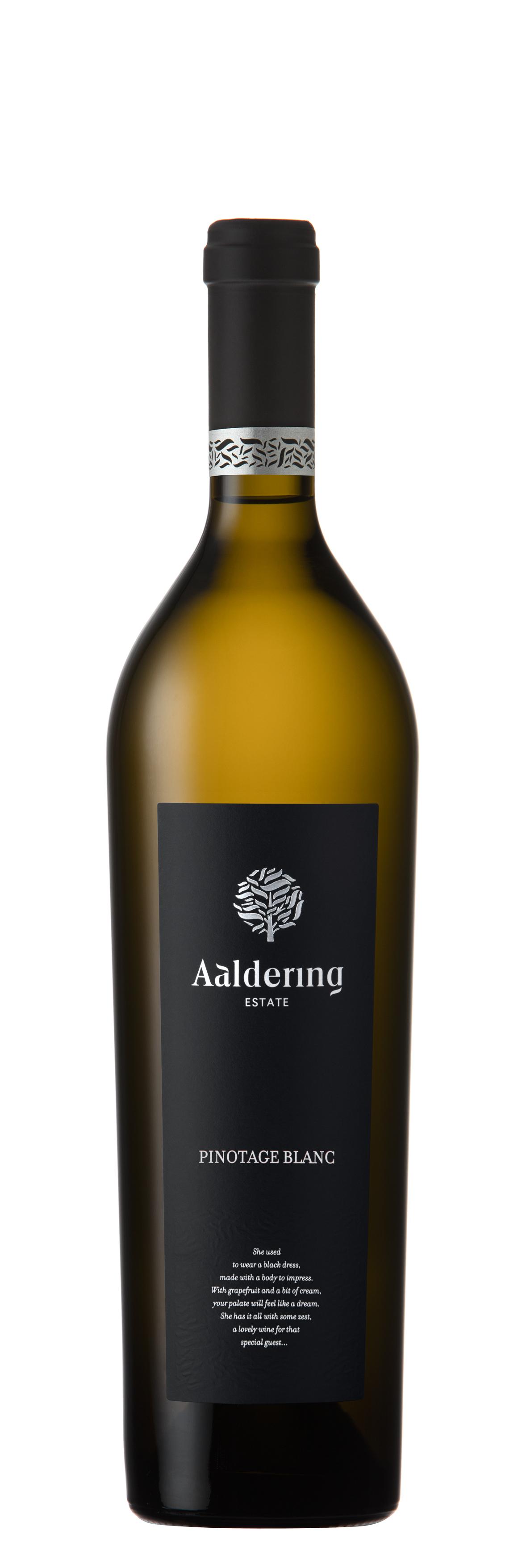 Aaldering Pinotage Blanc 2020