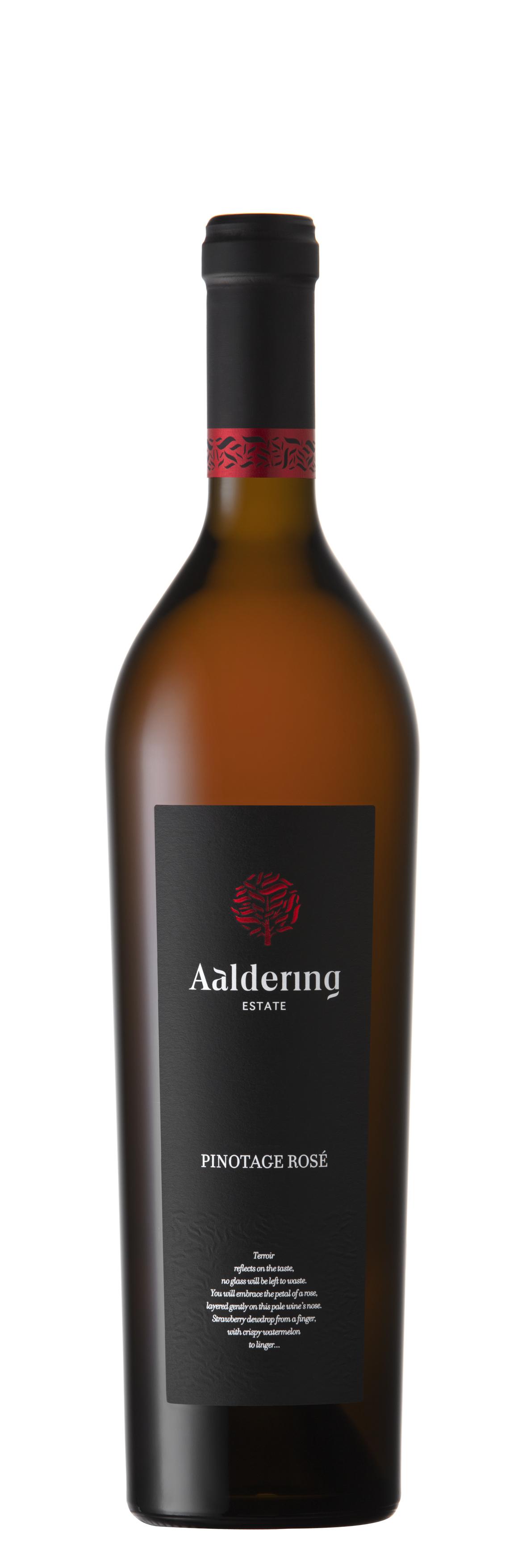 Aaldering Pinotage Rose 2019