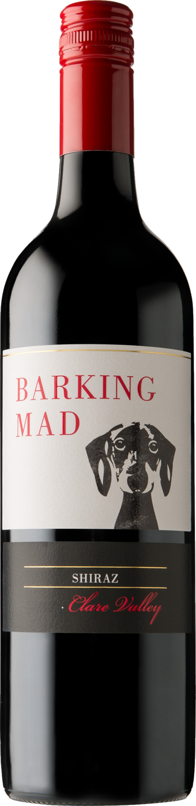 Barking Mad Watervale Clare Valley Shiraz 2017