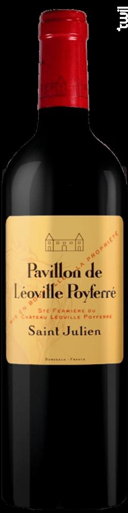 Château Léoville Poyferré Pavillon de Léoville Poyferré Saint-Julien 2016