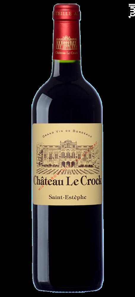 Château Le Crock Saint-Estèphe 2017