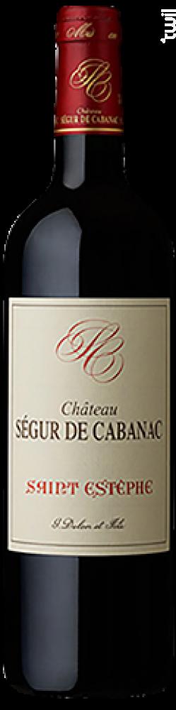 Château Ségur de Cabanac Saint-Estèphe 2017