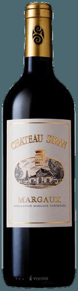 Château Siran Margaux 2017
