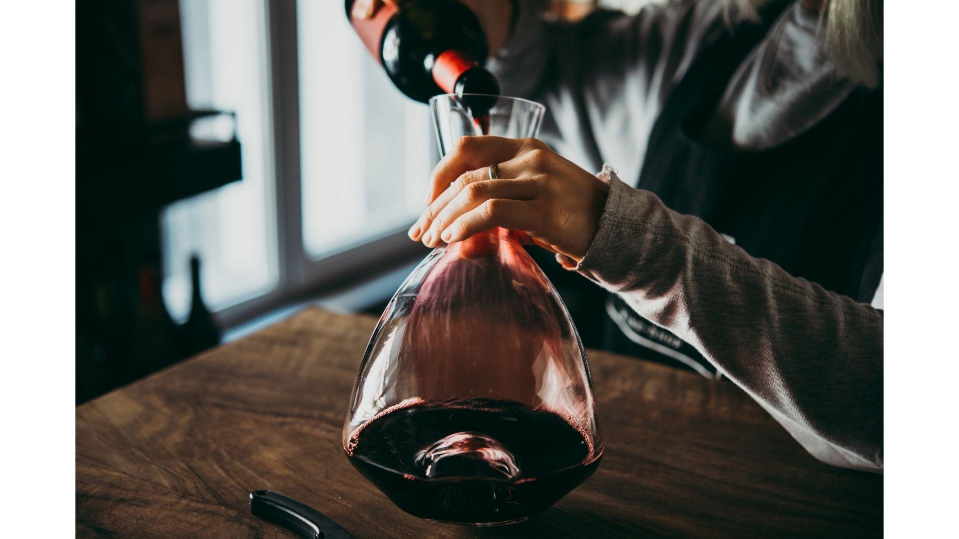 Wine Tips: Wine Aeration - Letting Wines Breathe
