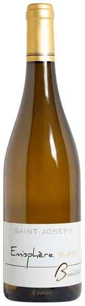 Domaine Boissonnet AOP Saint Joseph Emisphere Blanc 2018