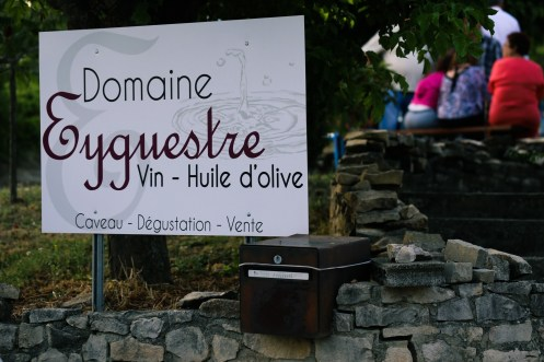 Introduction to French Wine In Rhone Valley From Domaine Eyguestre