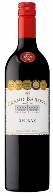 Chateau Tanunda Grand Barossa Shiraz 2019