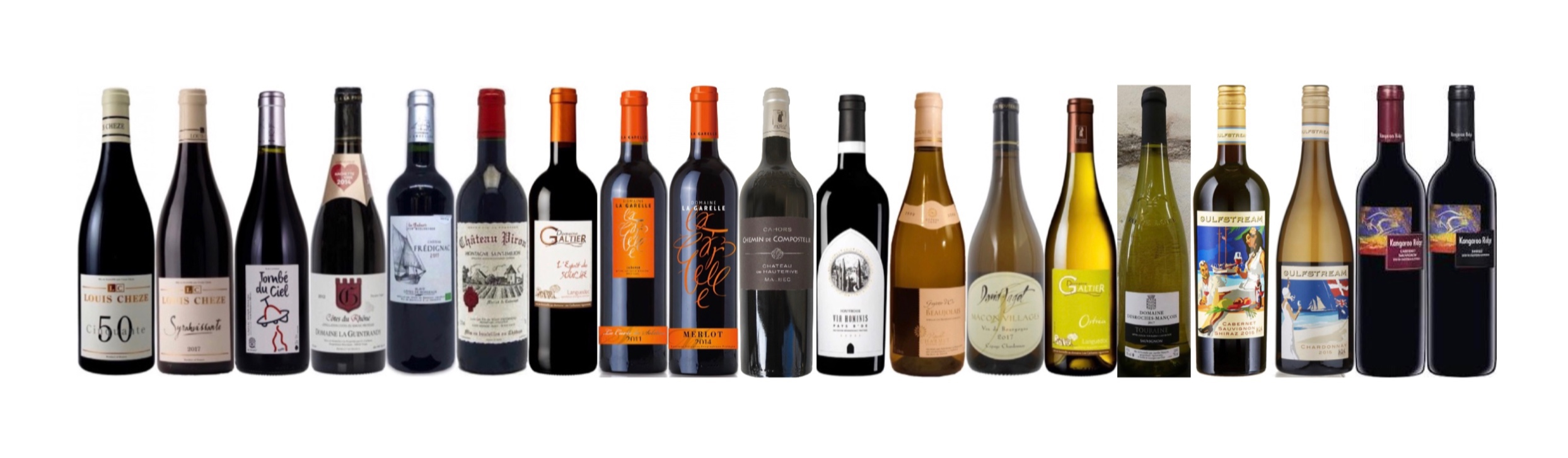 30% off and Personalised Your Own Wine Bundle till End of September!