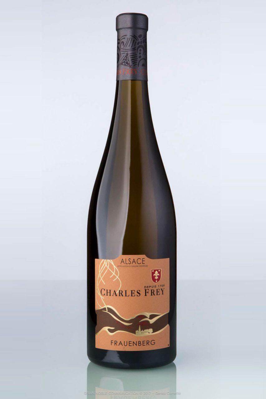 "Charles Frey AOP Alsace Lieu Dit Frauenberg ""Vin Nature"" Blanc 2017"