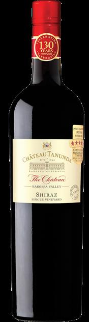 Chateau Tanunda The Chateau Single Vineyard Shiraz 2019