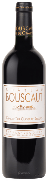 Chateau Bouscaut Pessac-Leognan (Grand Cru Classe de Graves) 2014