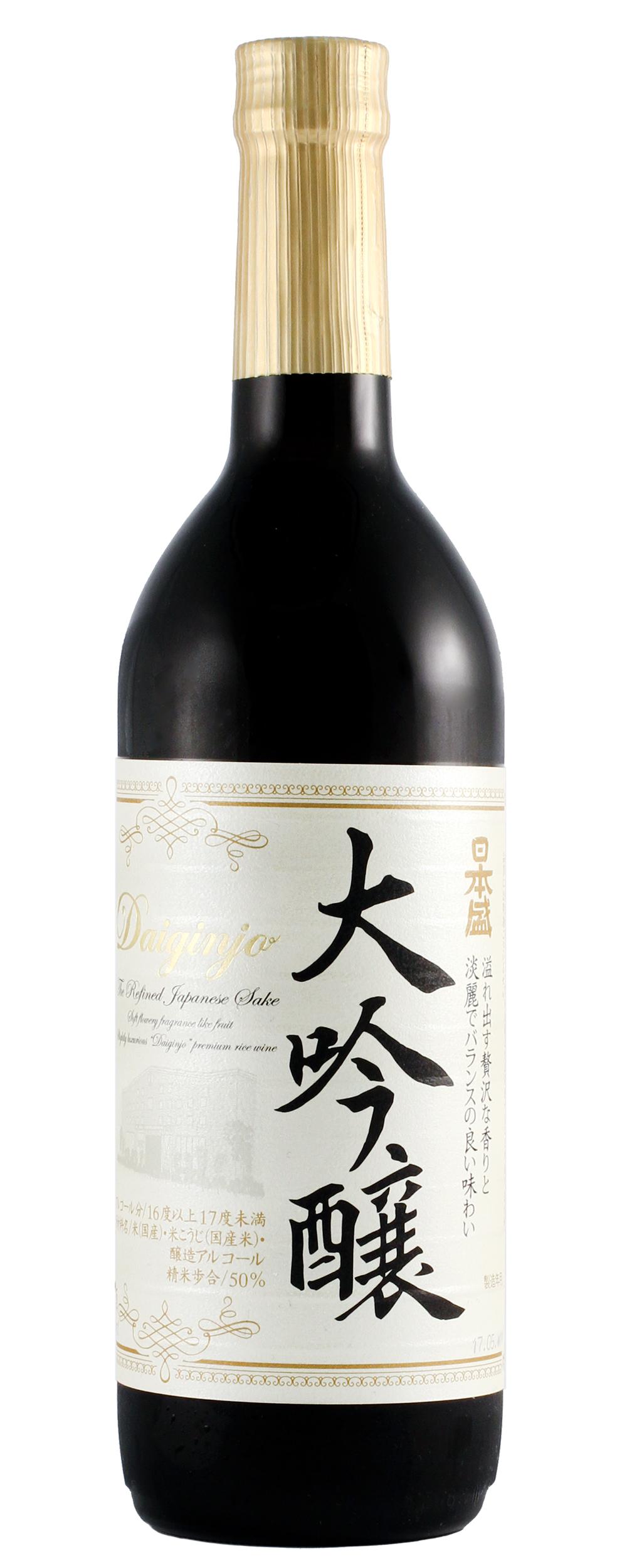 Nihonsakari Daiginjo