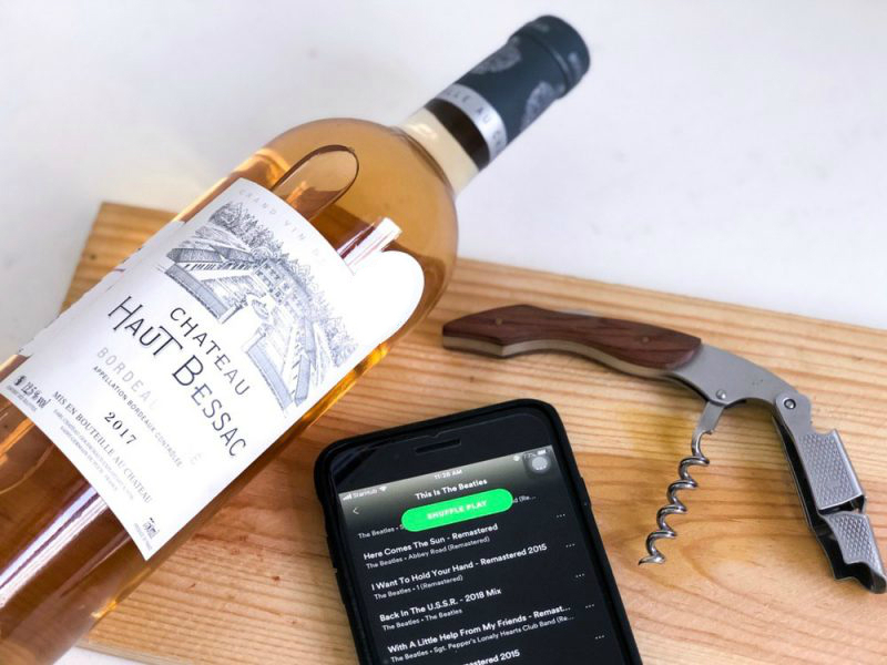 14+ Songs to Listen to While Getting Your Wine On