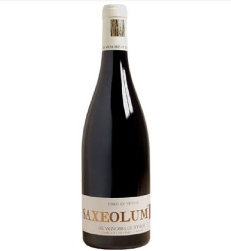 Saxeolum, Les Vignobles de Seyssuel, Domaine Louis Chèze, 2015
