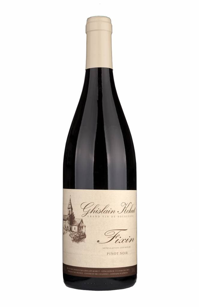 Domaine Ghislain Kohut AOP Fixin Pinot Noir 2015