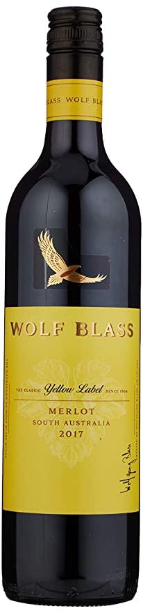 Wolf Blass Yellow Label Merlot